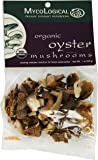 Mycological Dried Organic Oyster Mushrooms, 1 Ounce Package