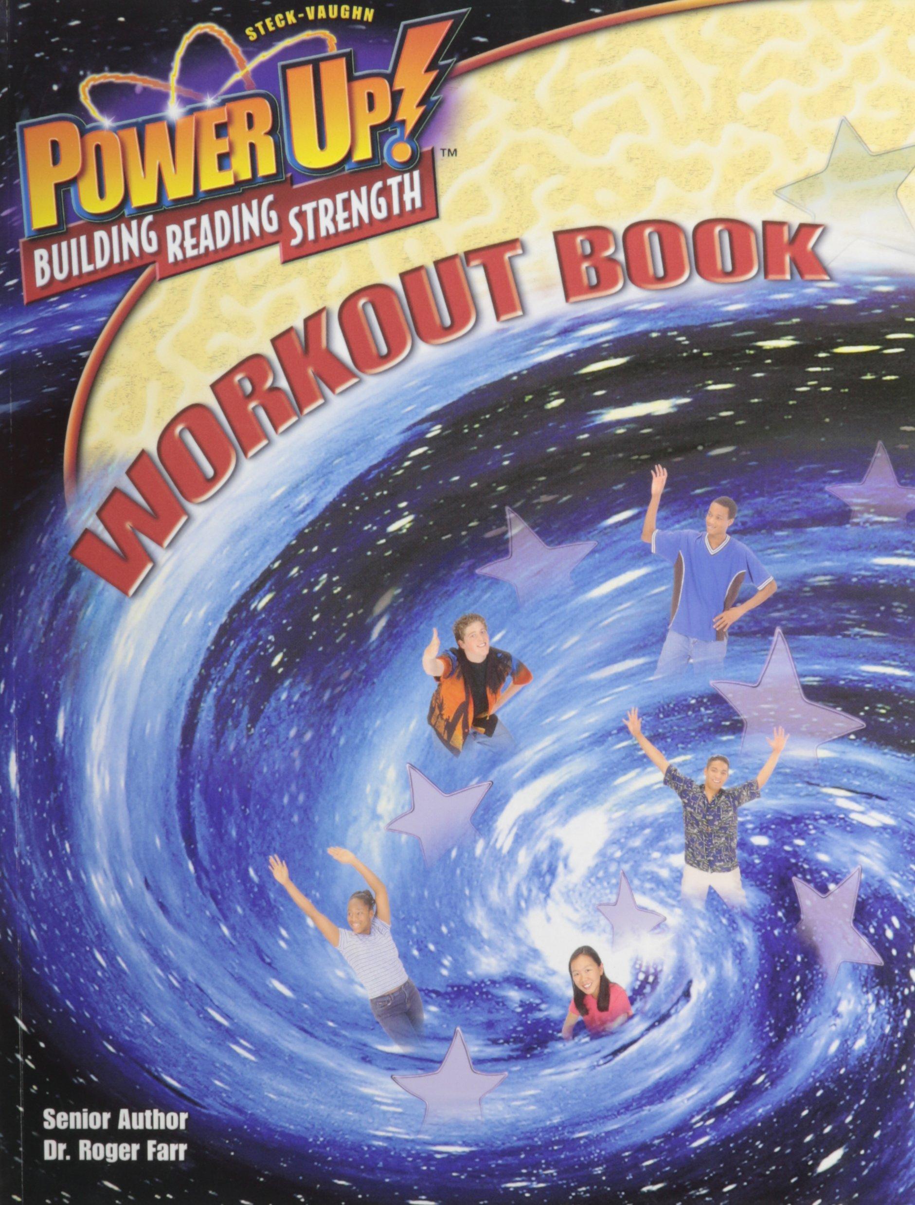 Steck-Vaughn Power Up!: Workout Book Grades 6 - 8 (Level 2) ebook