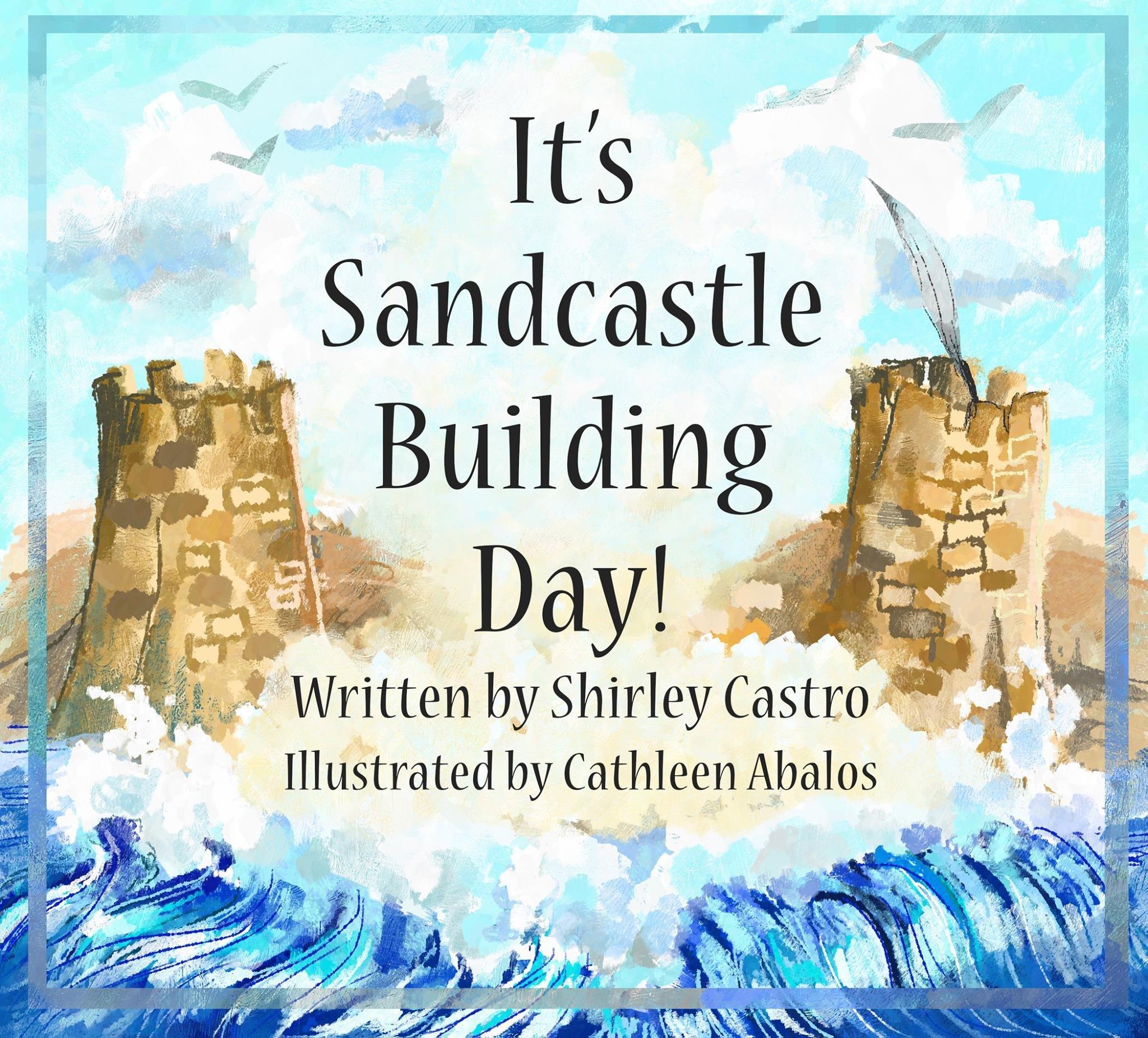 Download It's Sandcastle Building Day! pdf epub