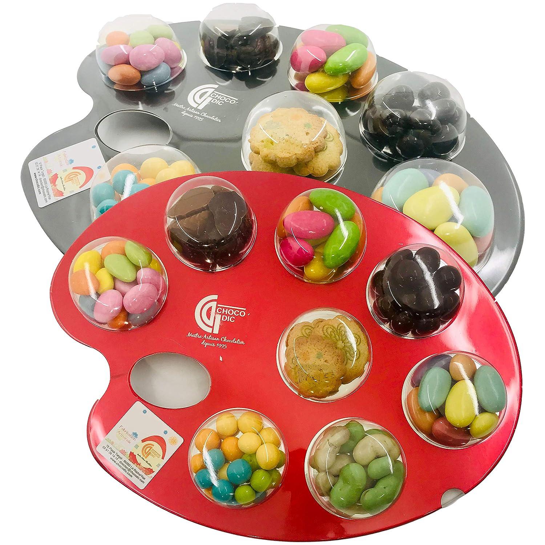 Remerciements pour chocolats offerts