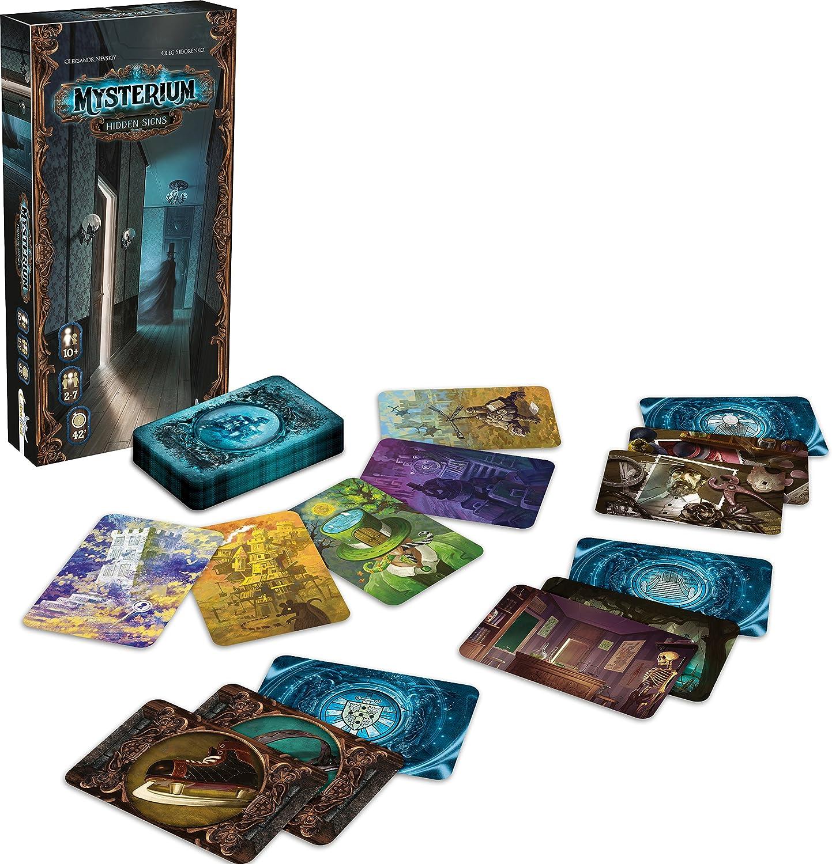 Asmodee Mysterium - Juego de misterios: Amazon.es: Juguetes y juegos