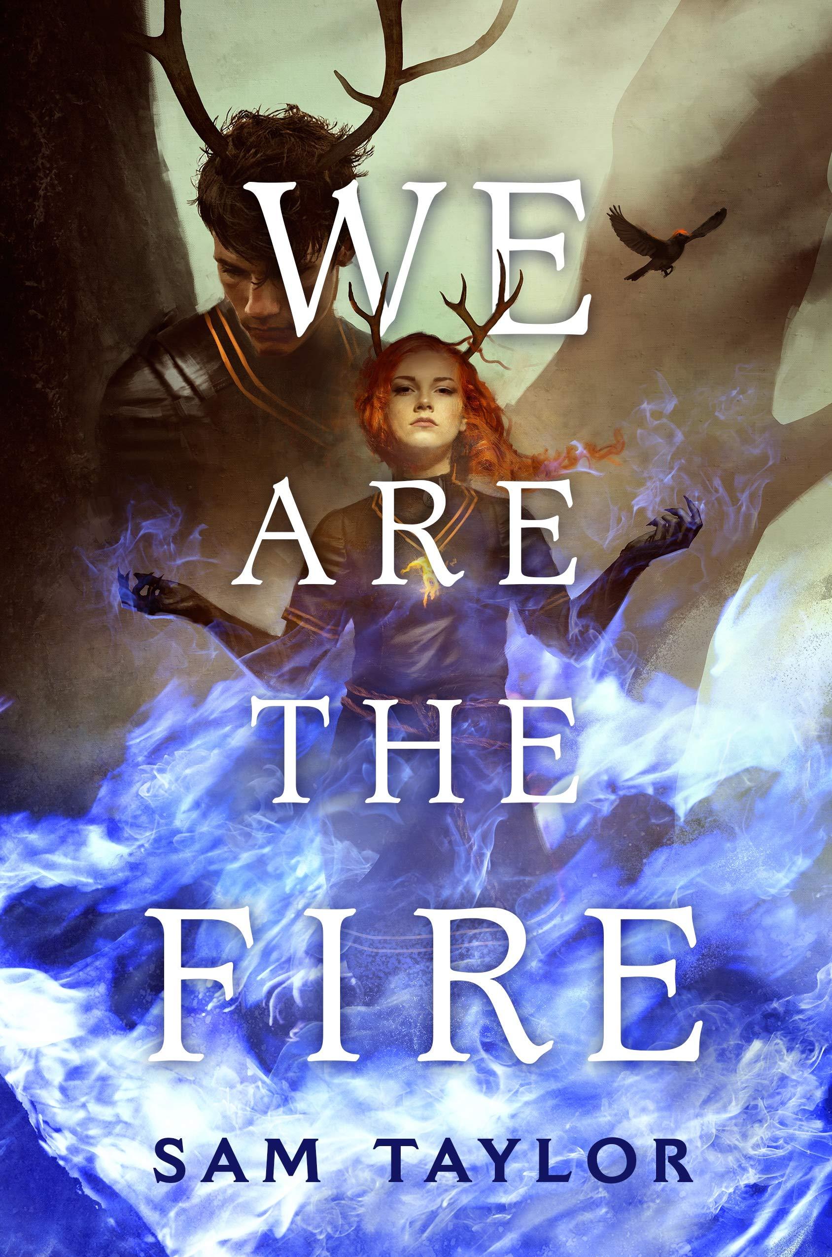 Amazon.com: We Are the Fire (9781250241429): Taylor, Sam: Books