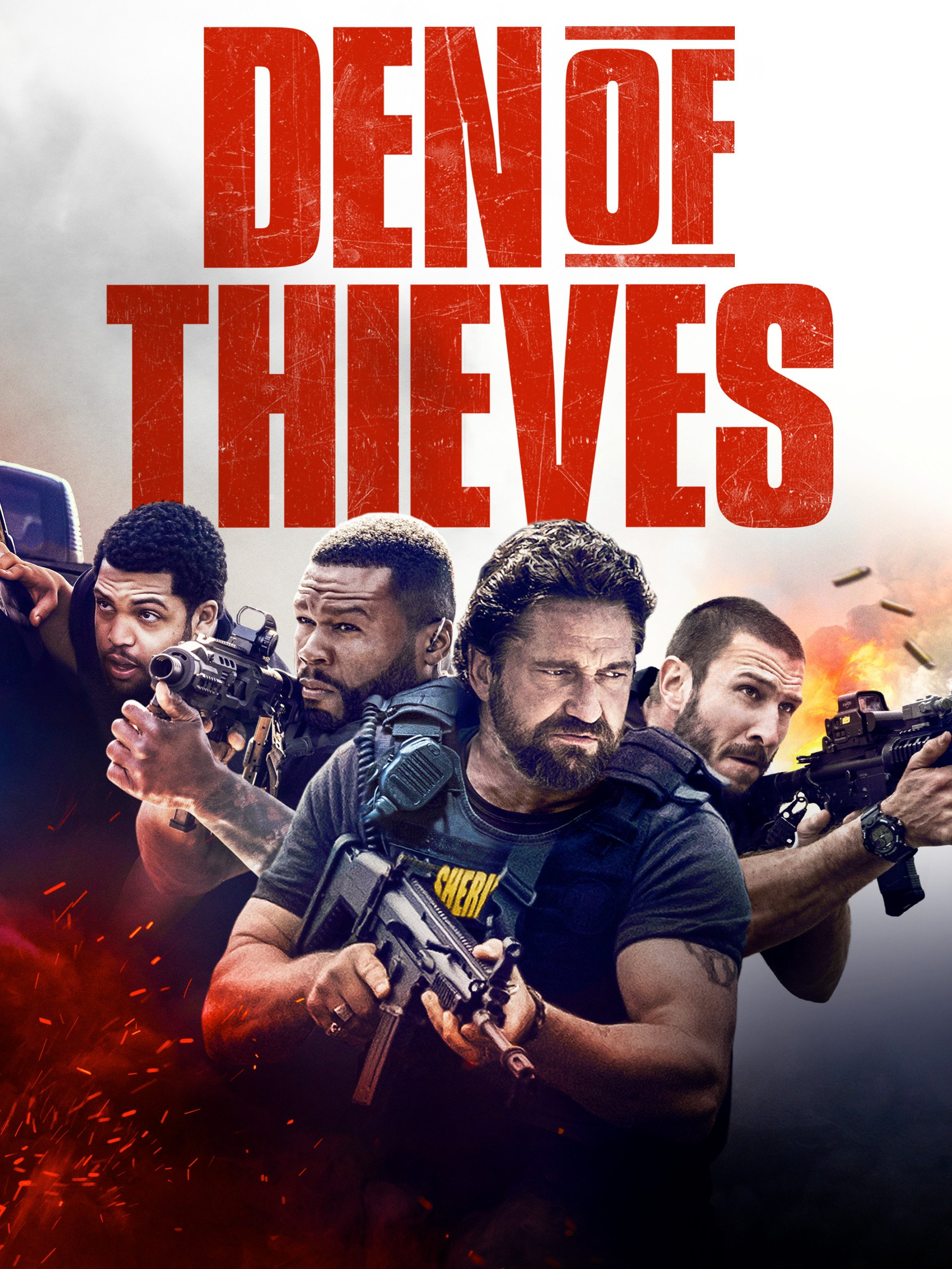 Amazon Co Uk Watch Den Of Thieves Prime Video
