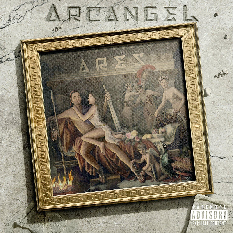 CD : Arcangel - Ares (CD)