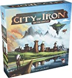 City of Iron 2E Board Game
