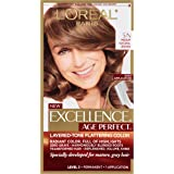 L'Oreal Paris ExcellenceAge Perfect Layered Tone Flattering Color, 5N Medium Natural Brown(Packaging May Vary)