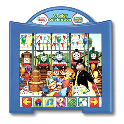 Fisher-Price Learn Through Music Touchpad Software - Thomas & Friends A Sodor Celebration: Toys & Games [5Bkhe0706442]