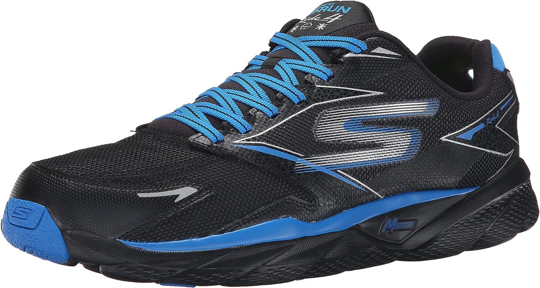 Skechers53998 - Skechers 53998 Hombre , Negro (Azul/Negro), 45.5 ...