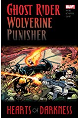 Ghost Rider/Wolverine/Punisher: Hearts of Darkness (Ghost Rider/Wolverine/Punisher: Hearts of Darkness (1991)) Kindle Edition