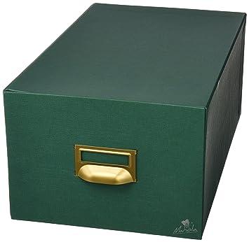 Mariola 4-1000 - Fichero cartón forrado en Geltex para 1000 fichas dimensiones 220 x