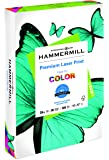 Hammermill Paper, Premium Laser Print Paper, 11 x 17 Paper, Ledger Size, 28lb Paper, 98 Bright, 1 Ream / 500 Sheets (125526R) Acid Free Paper