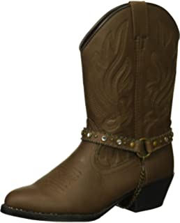 e0334d8415e Amazon.com | Double Barrel Boys' Buckshot Camo Cowboy Square Toe ...