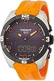 TISSOT T-TOUCH EXPERT SOLAR Herrenuhr T0914204705101 orange