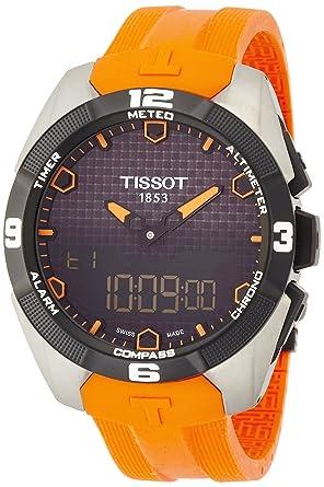 TISSOT - Montre Tissot T-Touch Expert Solar Tactile T0914204705101 - T0914204705101