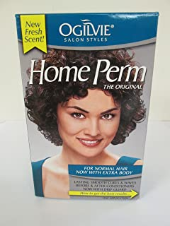 Amazon Com Ogilvie Precisely Right For Hard To Wave Hair