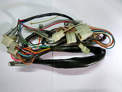 Wiring harness for yamaha rx 100 amazon car motorbike wiring harness for yamaha rx 100 asfbconference2016 Image collections