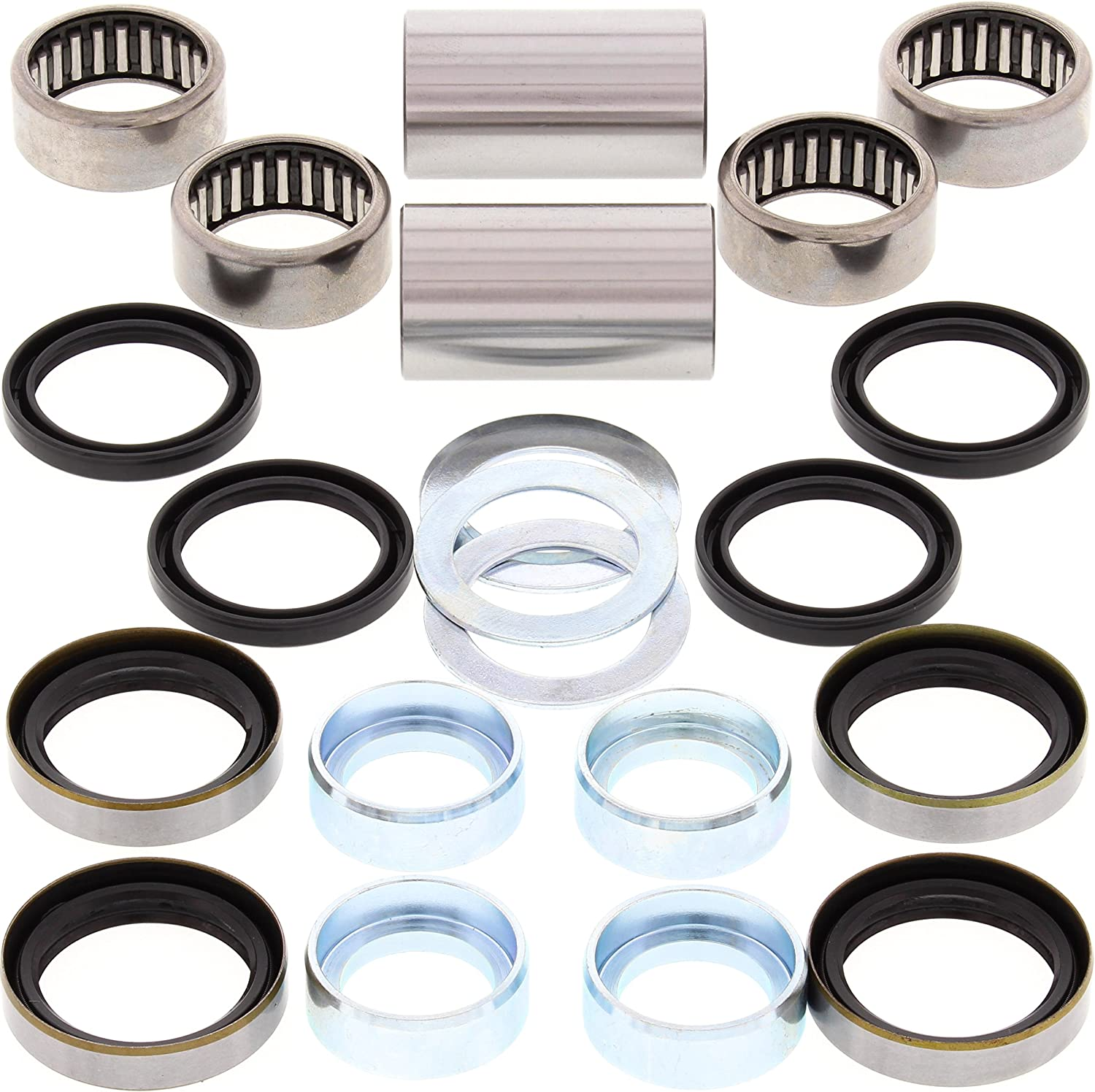 Swing Arm Bearing Kit For 2012 KTM 250 XC Offroad Motorcycle All Balls 28-1168