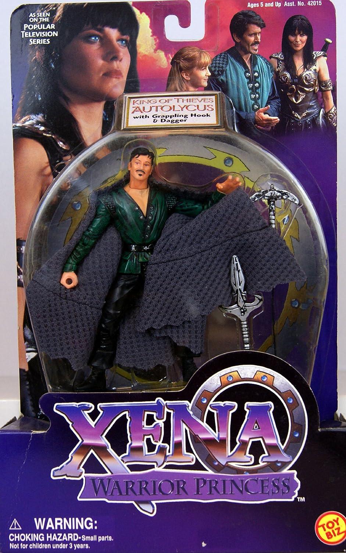 Warrior Princess Autolycus Action Figure Xena
