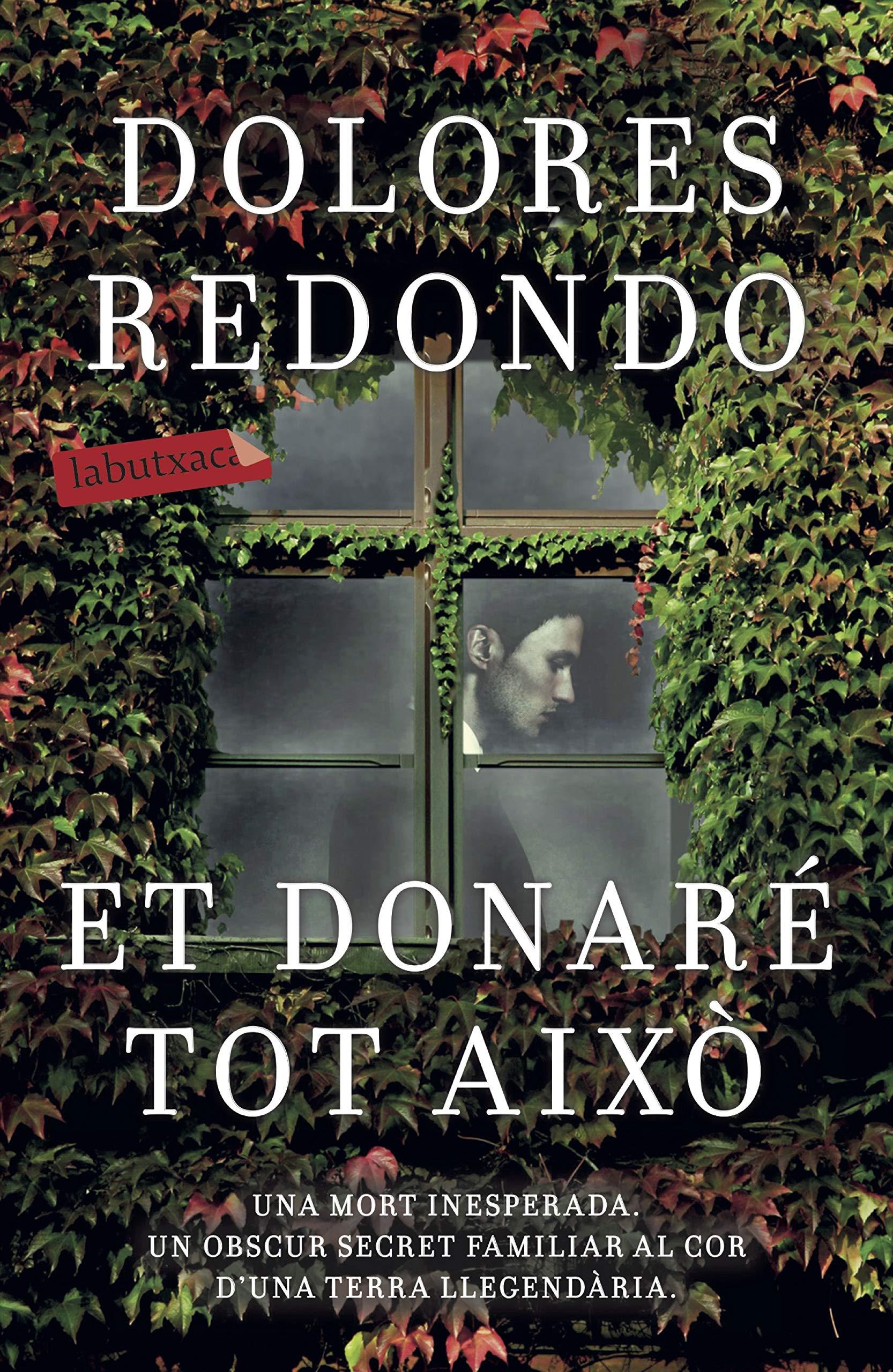Et donaré tot això (LABUTXACA): Amazon.es: Dolores Redondo, Núria ...