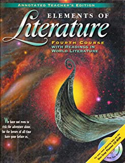 Elements of literature fifth course literature of the united states elements of literature 4th course with readings in world literature annotated teachers edition fandeluxe Image collections