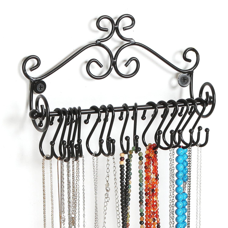MyGift Jewelry Organizer Rack.
