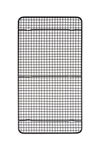 Mrs. Anderson's Baking 43195 Mrs. Anderson Professional Baking and Cooling Rack, Non-Stick, 10 x 18-Inches, Inches Inches