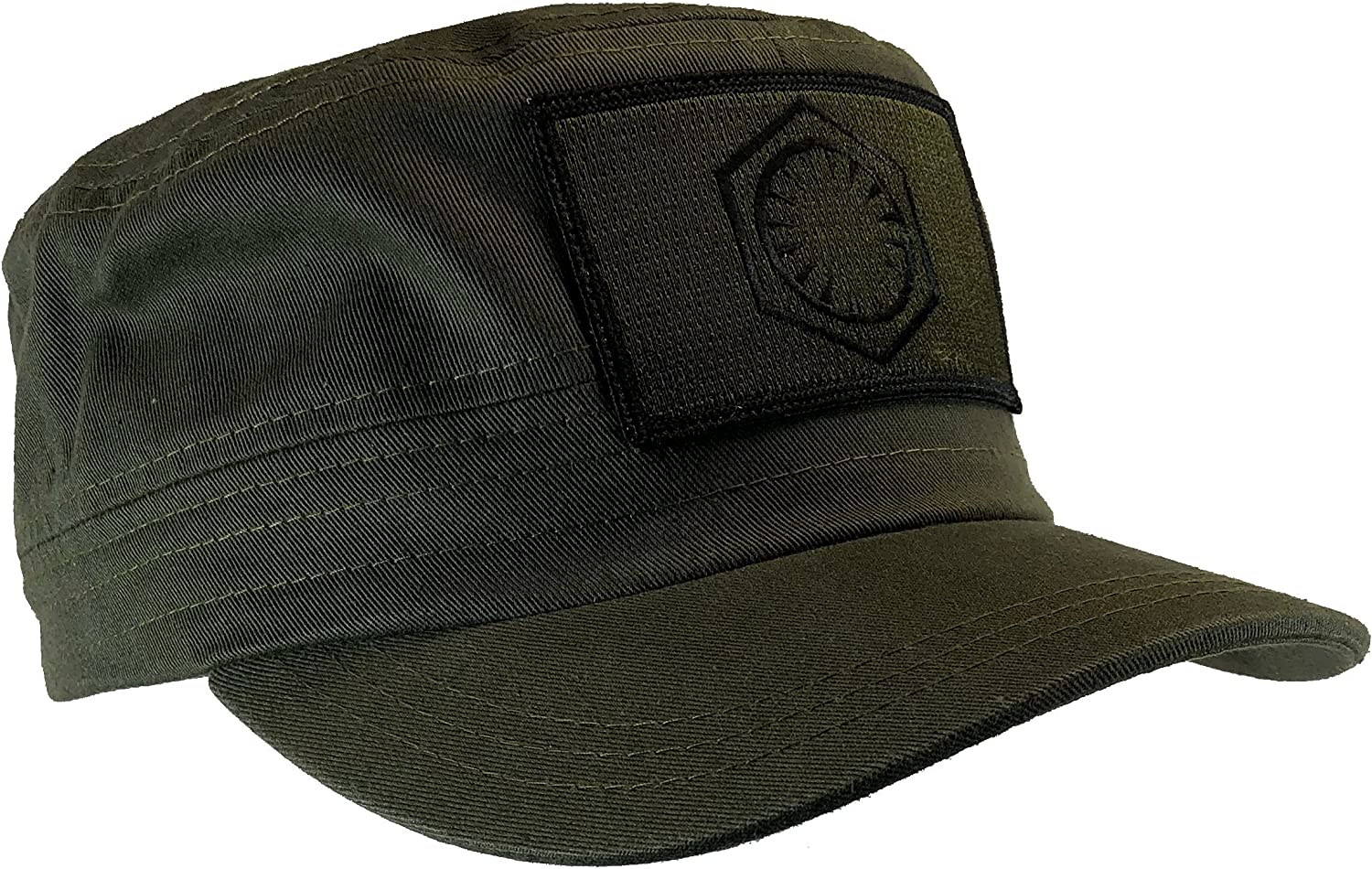 RED EMBLEM Star Wars First Order Hat 100/% Cotton Fatigue Castro Style Cap