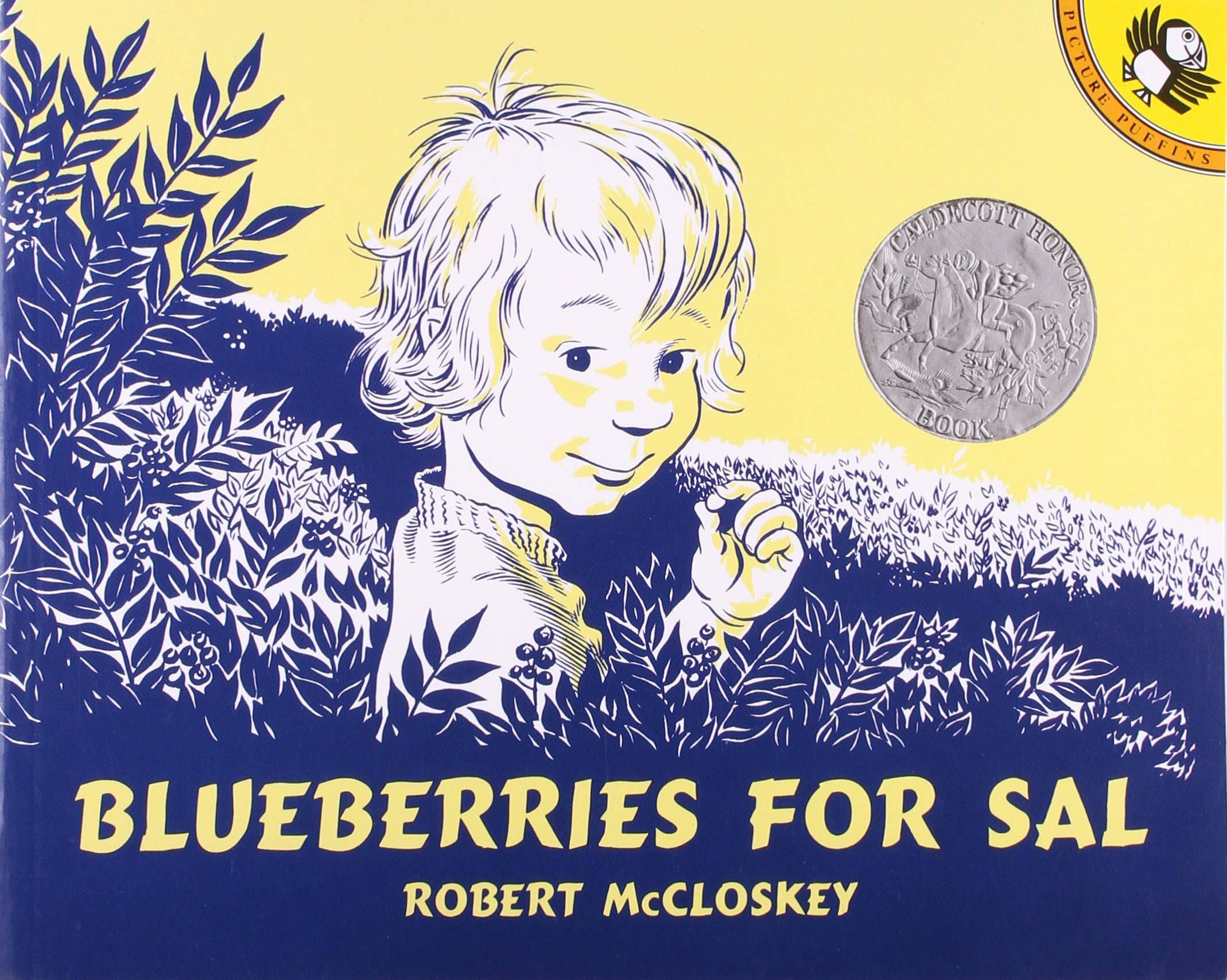 Blueberries Sal Robert McCloskey product image