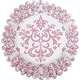Wilton Baking Cups, Mini, Pink Damask, 100-Pack