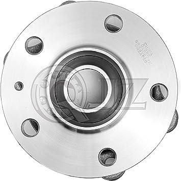 Audi A6 2011-2015 Rear Wheel ABS Hub Bearing Pair