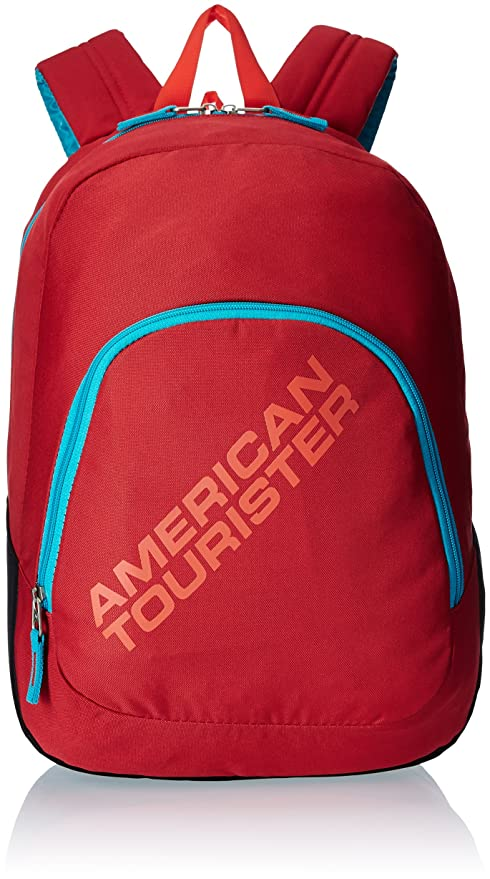 de13518ed2 Image Unavailable. Image not available for. Colour  American Tourister  Jasper 13 ltrs Red Kids Backpack (5 - 7 years age)