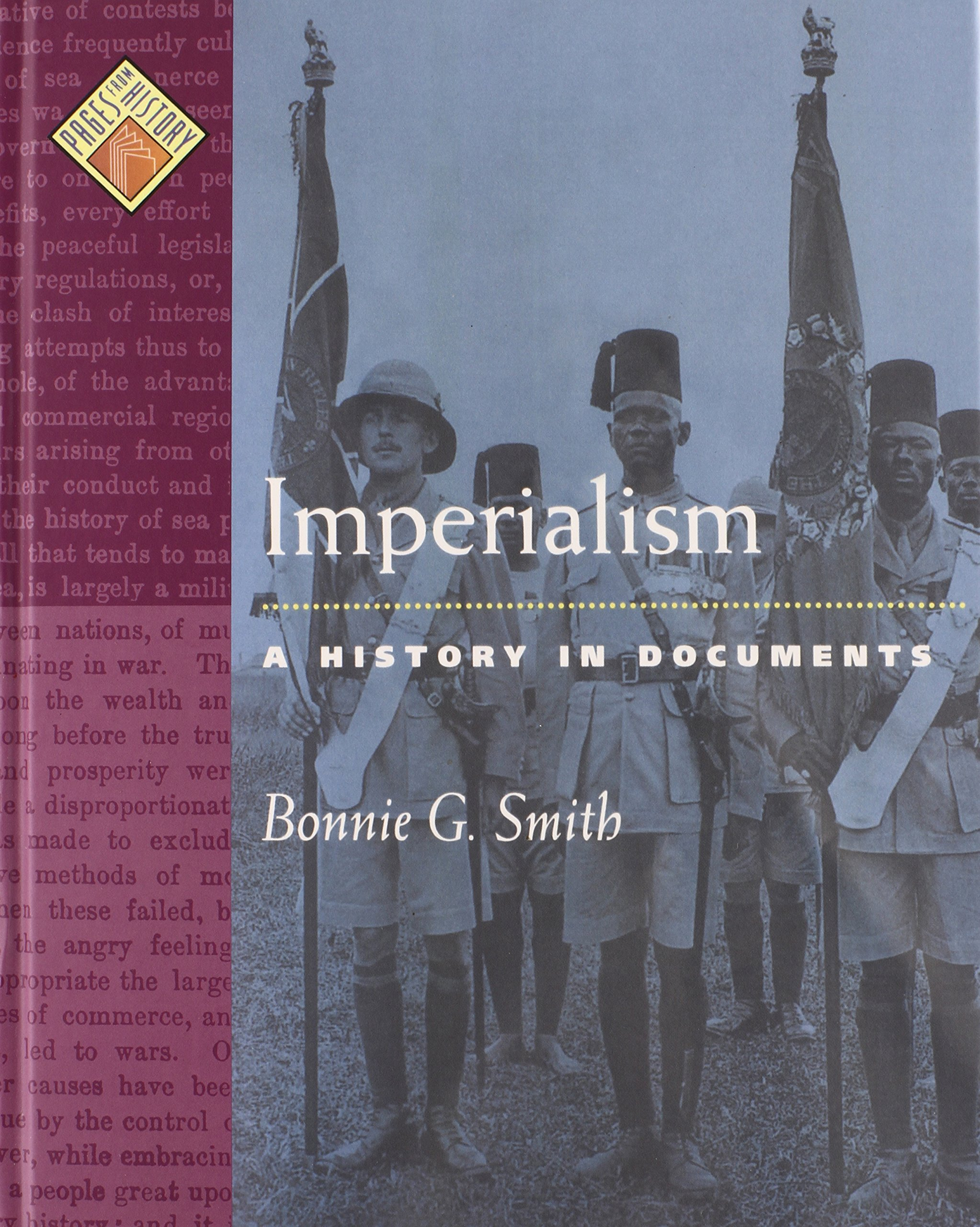 Imperialism: A History in Documents (Pages from History)