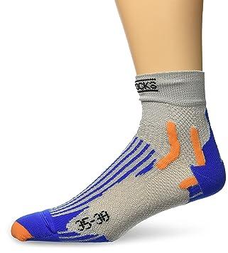 X-Socks Funktionssocken Speed Metal - Calcetines: Amazon.es: Deportes y aire libre