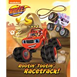 Rootin' Tootin' Racetrack! (Blaze and the Monster Machines)
