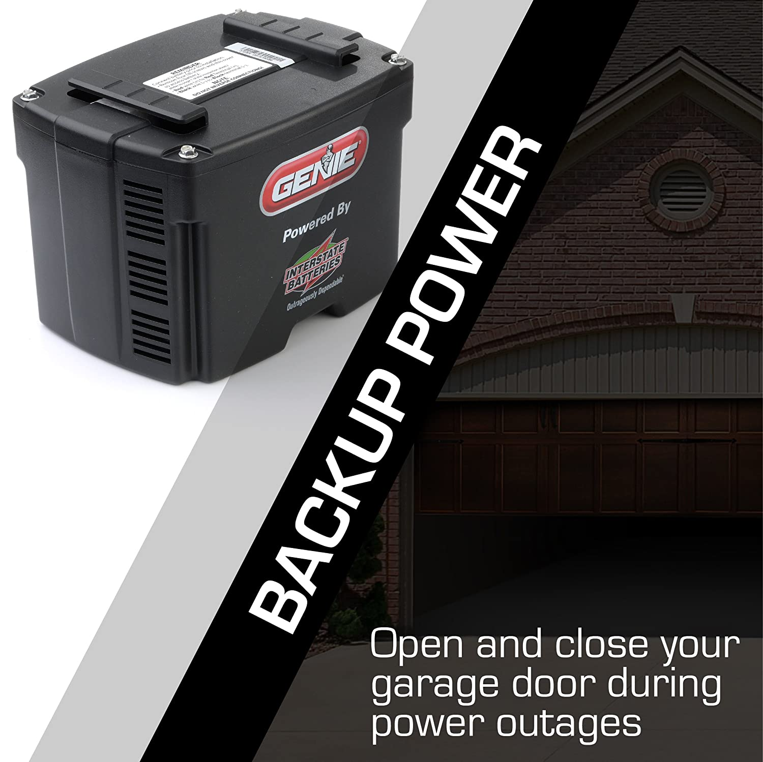 Genie Garage Door Opener Doesn T Work After Power Outage