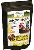 FERME DE BEAUMONT Insectes séchés 750 gr - larves séchées complément volailles