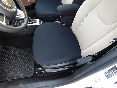 Amazon.com: USA Seamstress Premium Neoprene Bottom Seat Covers for ...