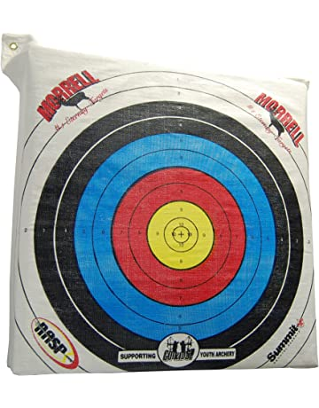 Morrell Youth Field Point Bag Archery Target - has NASP Rings, for  Traditional or Youth 4f9b9673e5