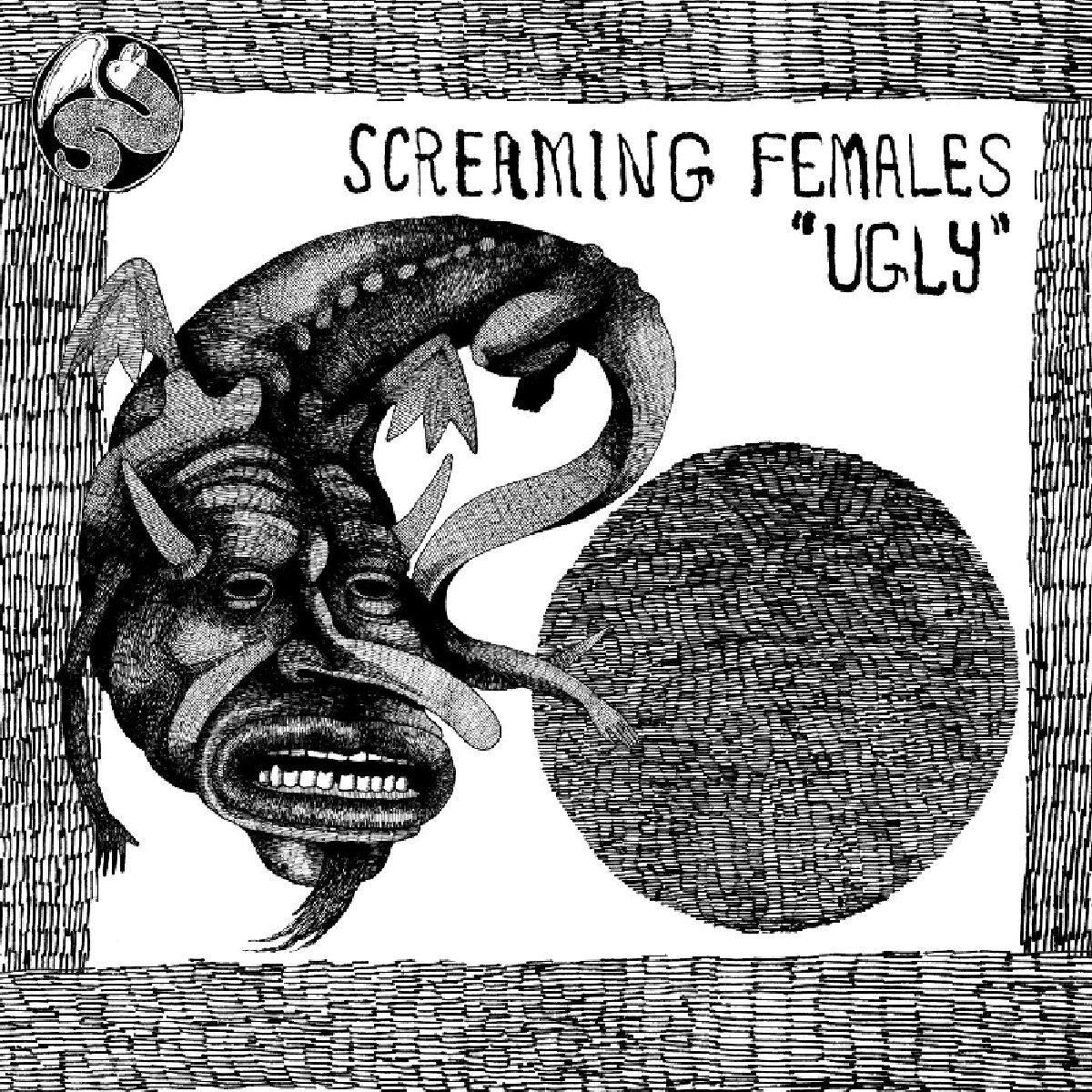 screaming females ugly amazon music Double Live Album