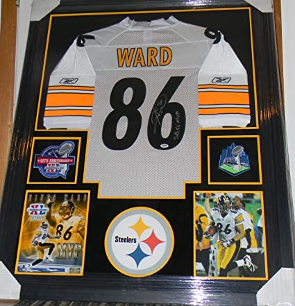 08c2281acdb Image Unavailable. Image not available for. Color: Hines Ward Signed ...
