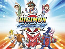 Amazon com: Watch Digimon Fusion - Season 1 | Prime Video