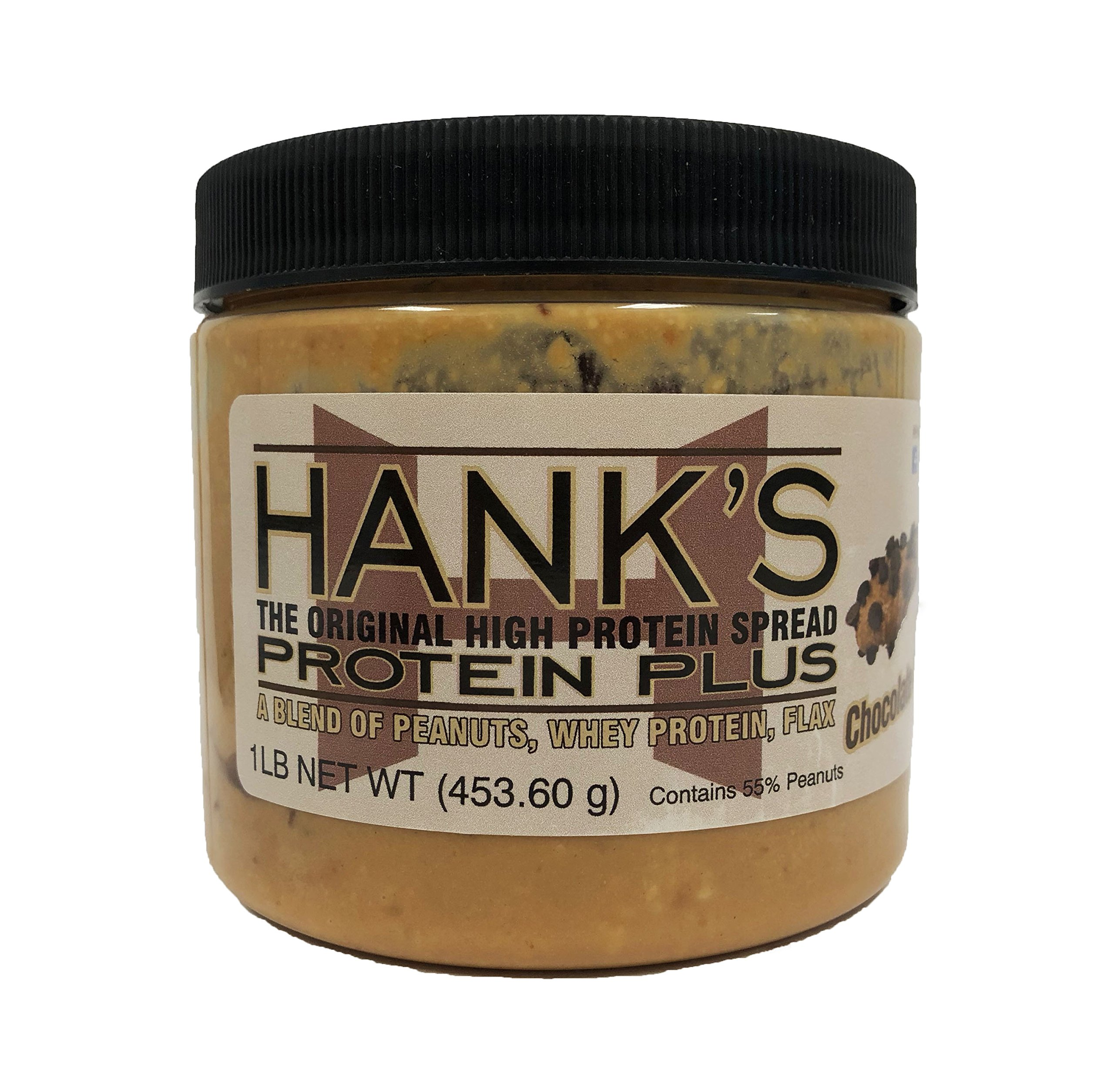 Hank's Protein Plus Peanut Butter Chocolate Chip