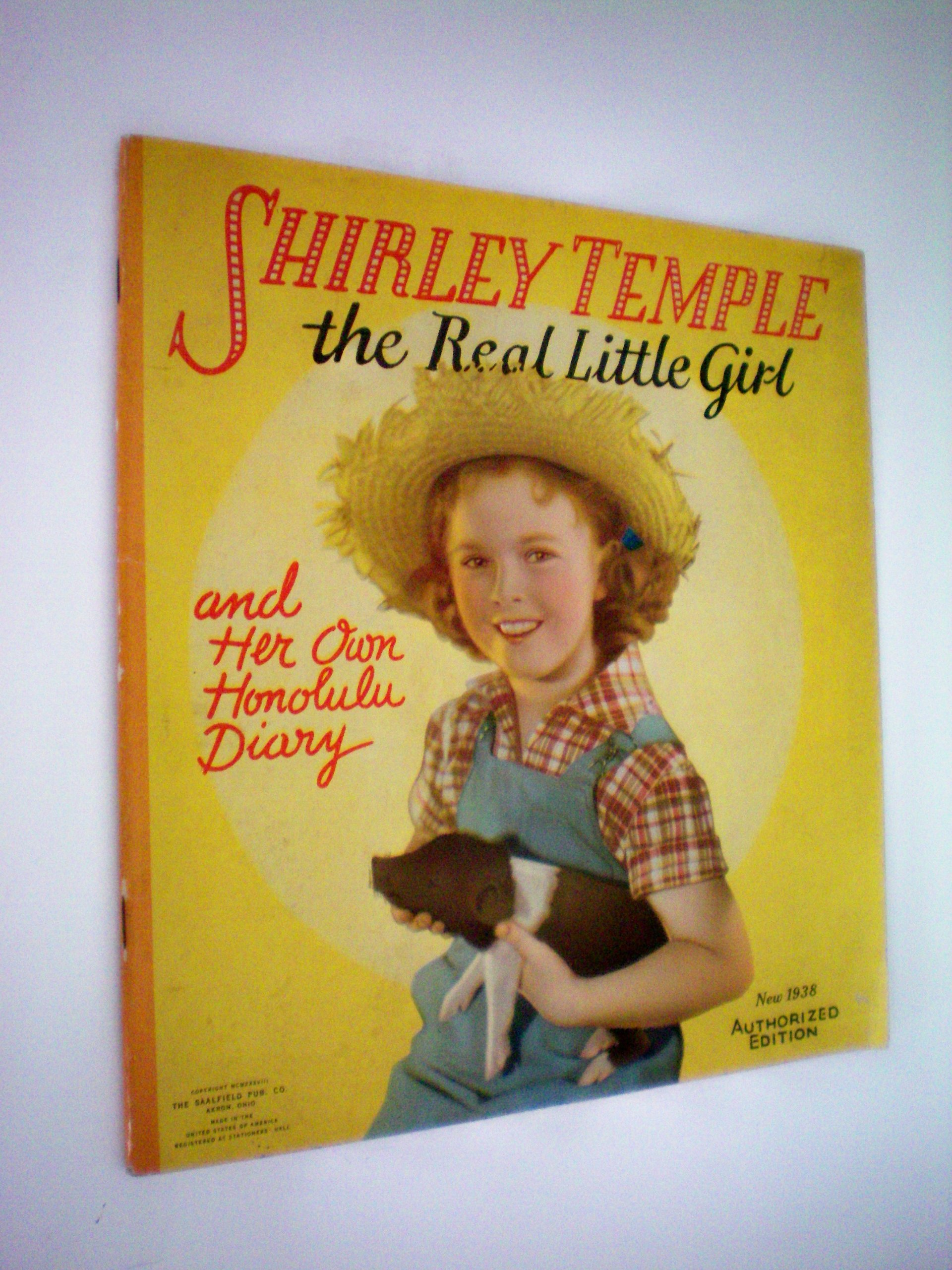 Shirley Temple: The real little girl and her own Honolulu diary: Shirley  Temple: Amazon.com: Books