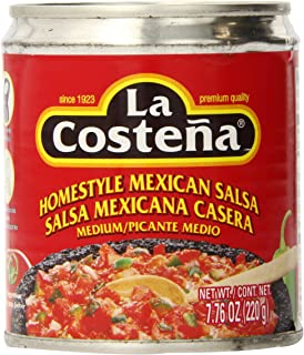 La Costena Homestyle Sauce, 7.76 Ounce (Pack of 24)