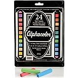 Alphacolor Soft Pastels 24-Color Set 24-Color Set