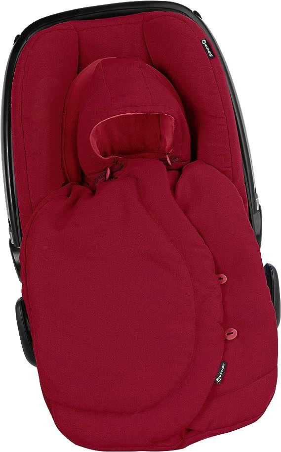 Brand New Maxi Cosi Cabriofix Car Seat Footmuff in Digital Black RRP£50.00