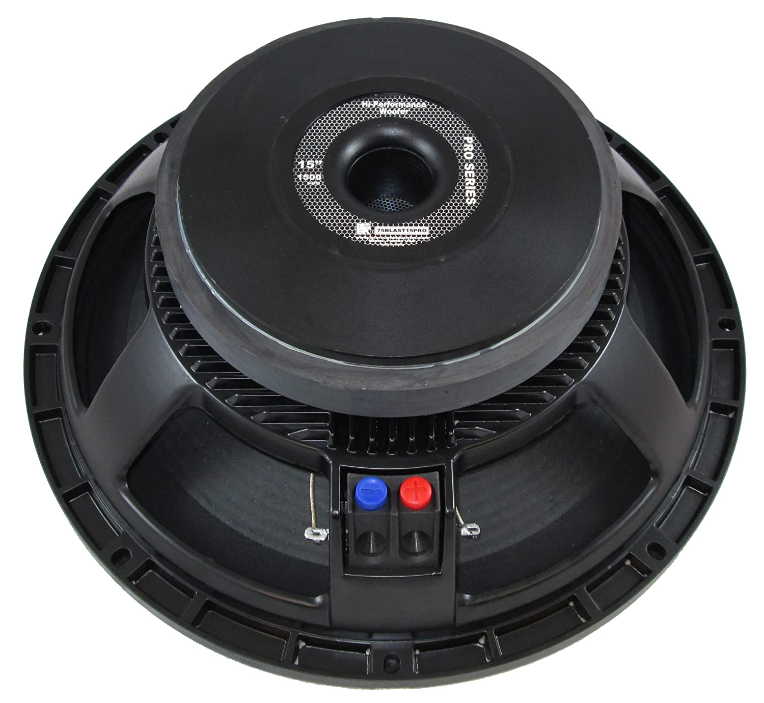 Blast King I75BLAST15PRO 15-Inch 1500 Watt High Performance Woofer