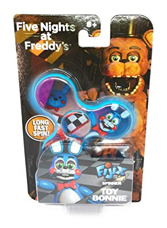 amazon com five nights at freddy s toy bonnie spinner home kitchen