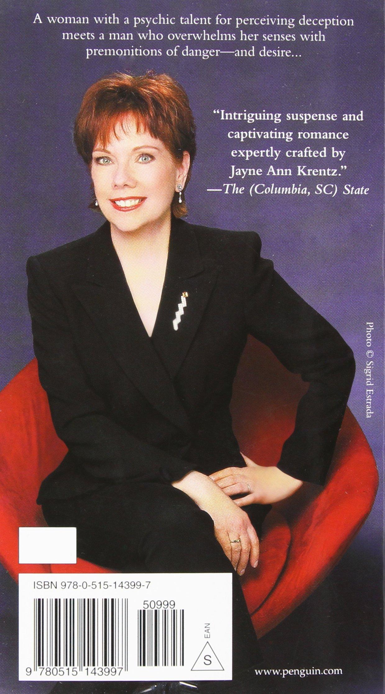 White Lies (arcane Society): Jayne Ann Krentz: 9780515143997: Amazon:  Books