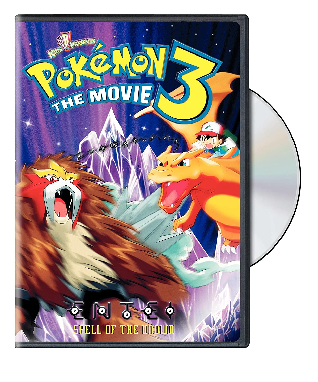 Amazon Com Pokemon 3 The Movie Veronica Taylor Rachael Lillis